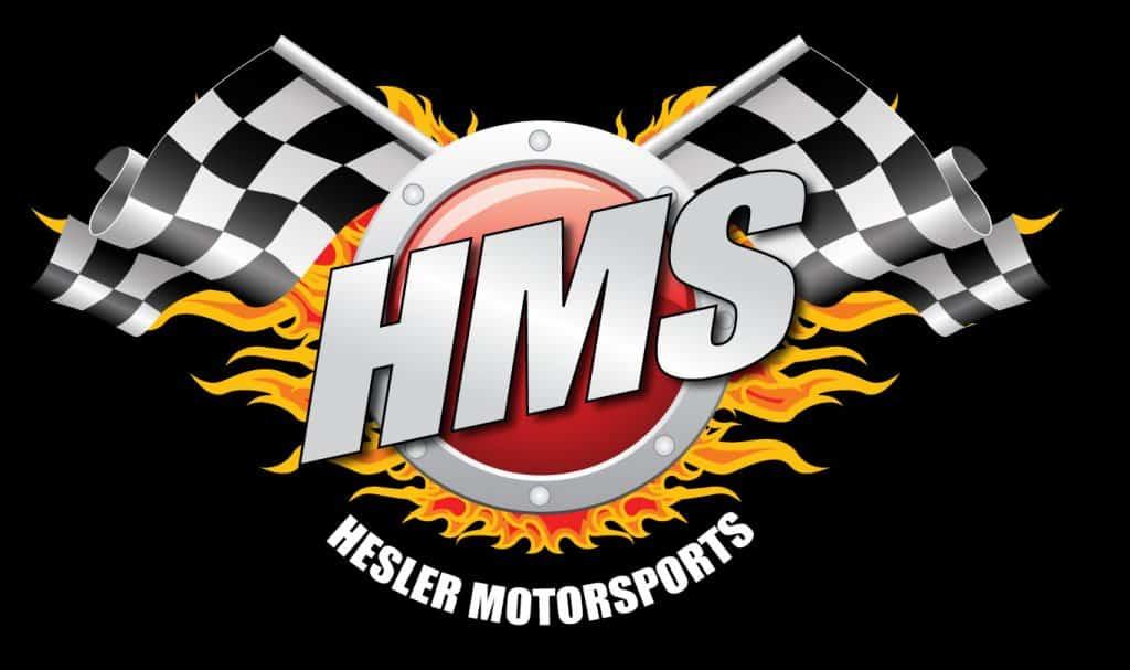 Hessler Motorsports Logo Design