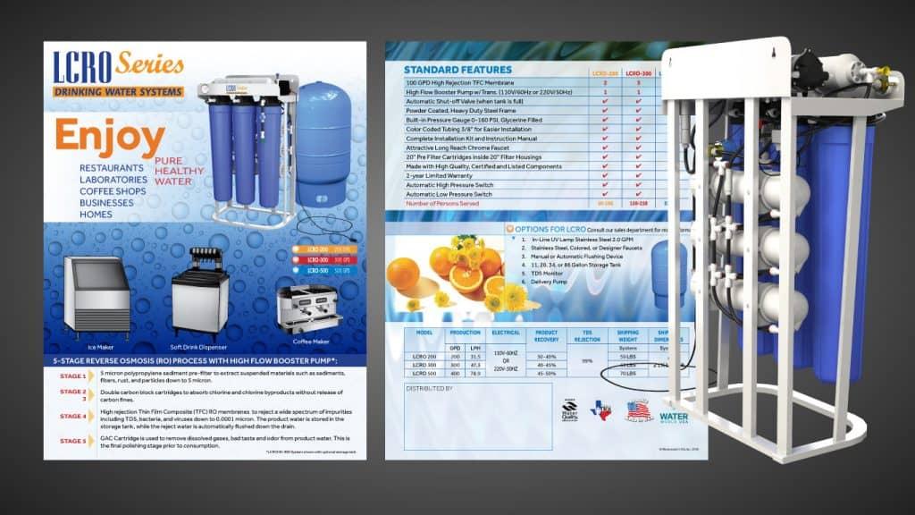 LCRO Brochure Project