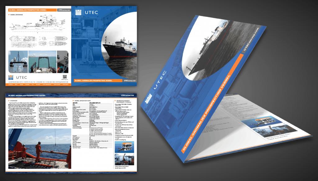 UTEC Brochure Design