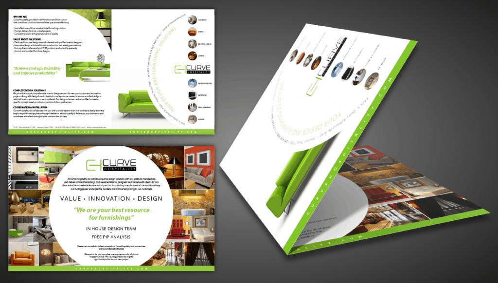 CH Brochure Design