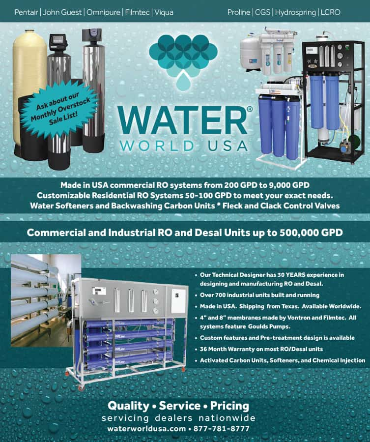 Waterworld USA ad design