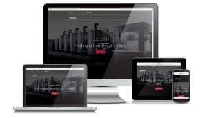 e-commerce web design Texas Litho