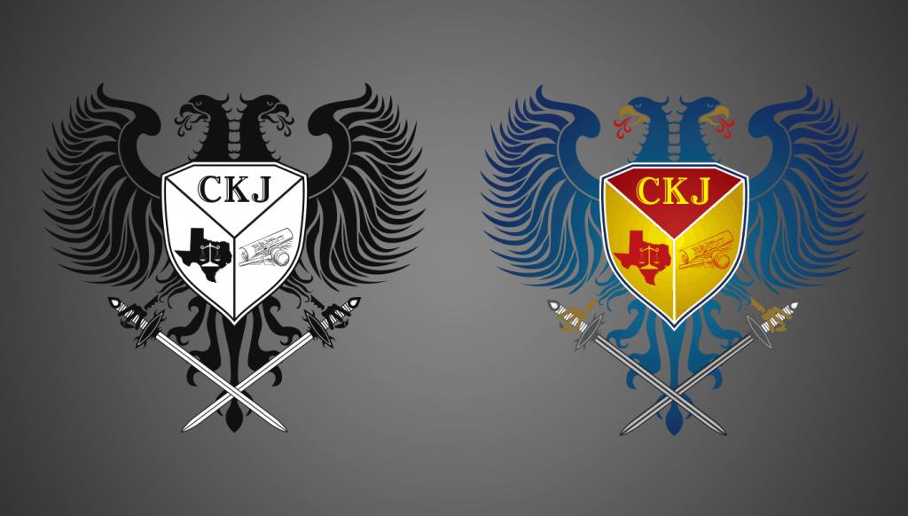 CKJ Law Firm Emblem